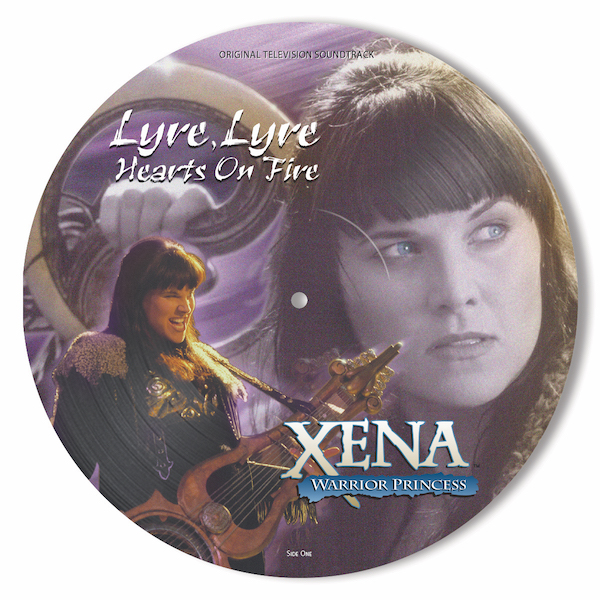 Picture Disc - Side A
