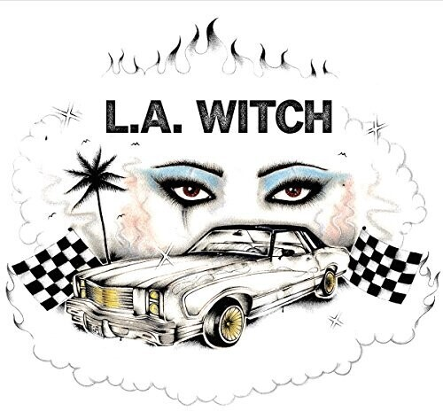 L.A. Witch - L.A. Witch [Colored Vinyl] (Org) (Can)