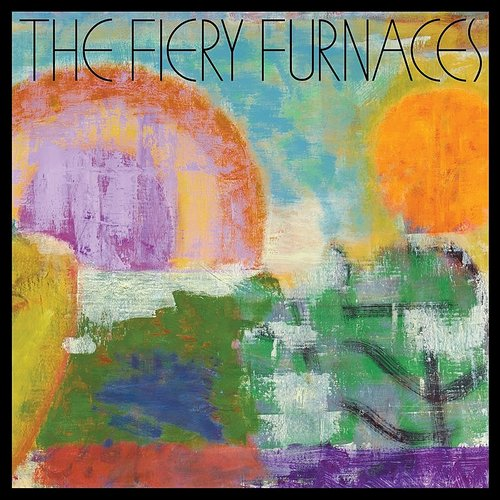 The Fiery Furnaces - Down At The So And So On Somewhere - Single