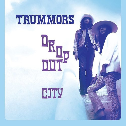 Trummors - Silver City Blues