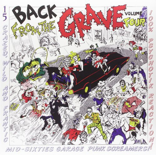 Back From The Grave 4 / Various