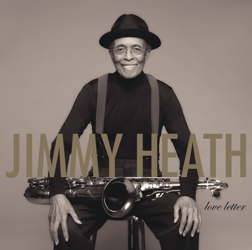 Jimmy Heath - Love Letter [LP]