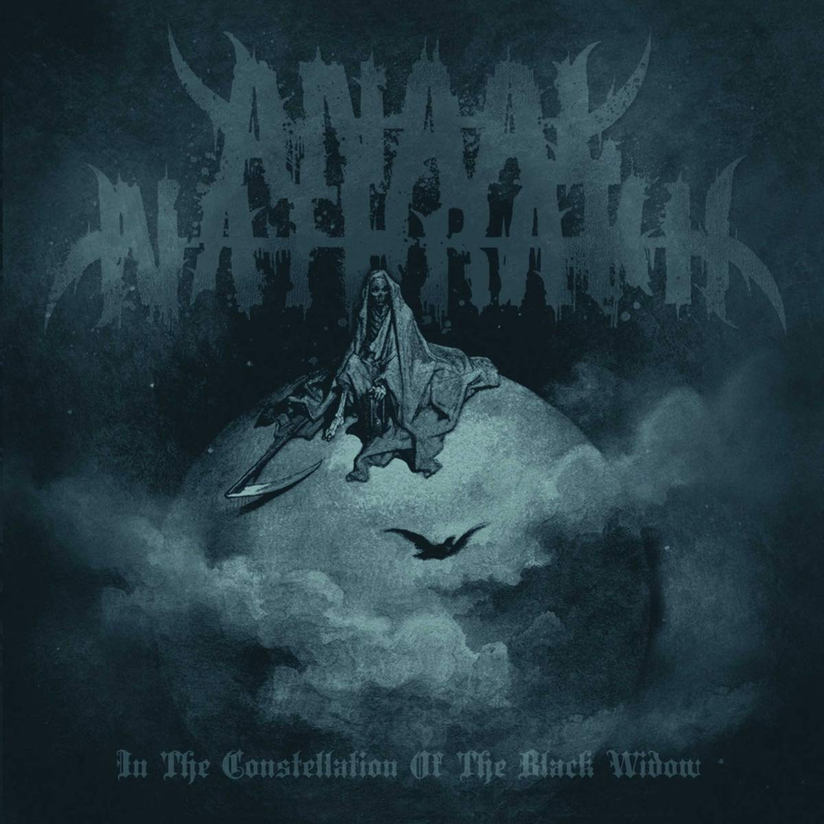 Anaal Nathrakh - In The Constellation Of The Black Widow [Grey w/ Green Marble LP]