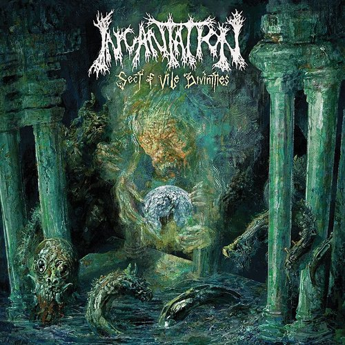 Incantation - Sect Of Vile Divinities [Indie Exclusive Limited Edition Splatter LP]