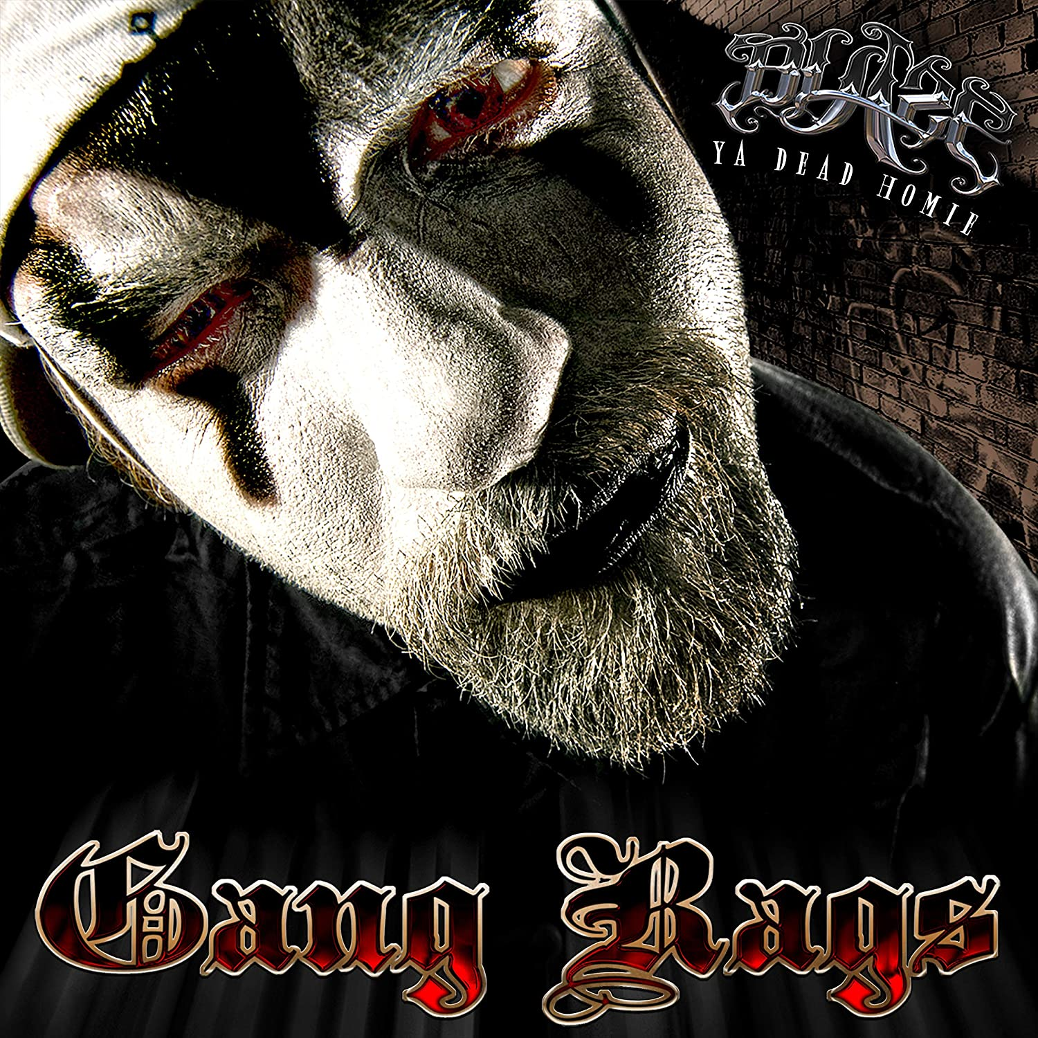 Blaze Ya Dead Homie - Gang Rags (10th Anniversary Edition) [Limited Edition 2LP]