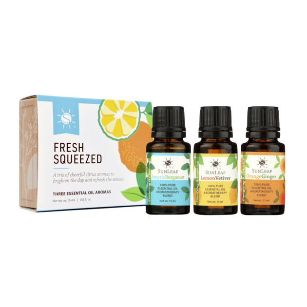 Oils - Freshed Squeezed 3 Pack
