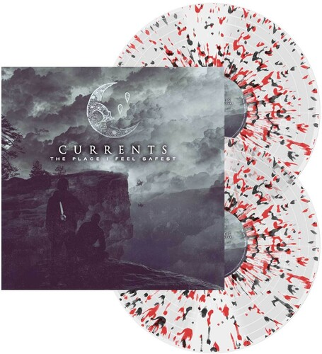 Currents - Place I Feel Safest [Clear With Red & Black Splatter 2LP]