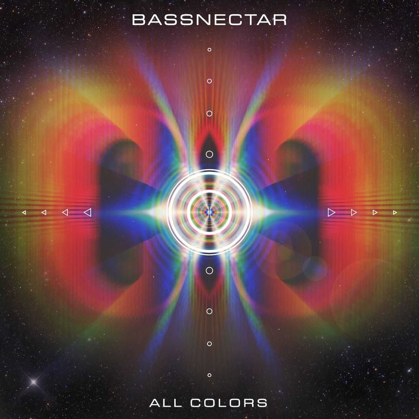 Bassnectar - All Colors [Gold LP]