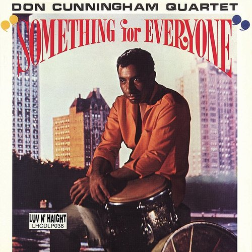 Don Cunningham - Something For Everyone