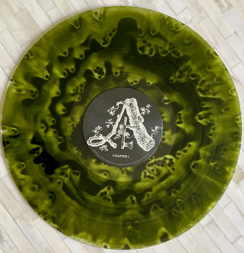 Ghostly Green LP