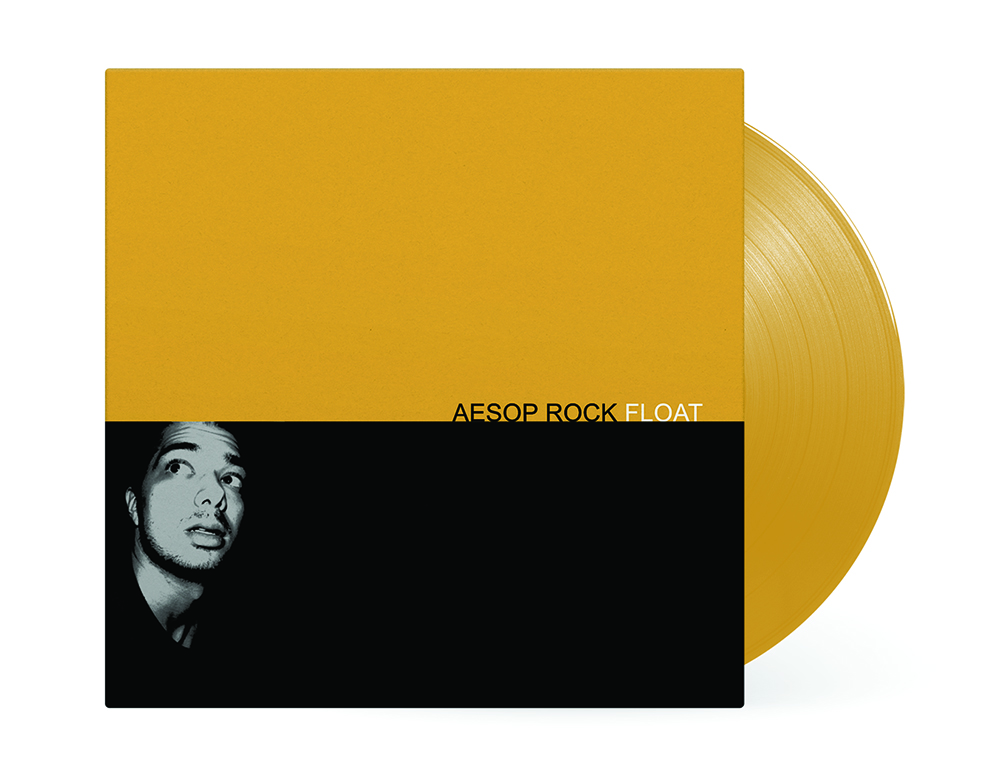 Aesop Rock - Float [Custom Yellow 2LP]