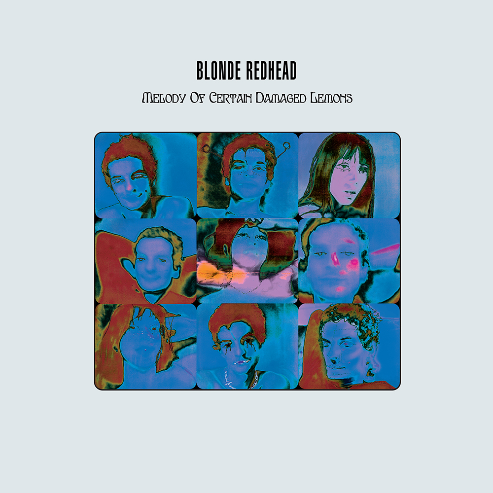 Blonde Redhead - Melody of Certain Damaged Lemons: 20th Anniversary Edition [Magenta Pink LP]