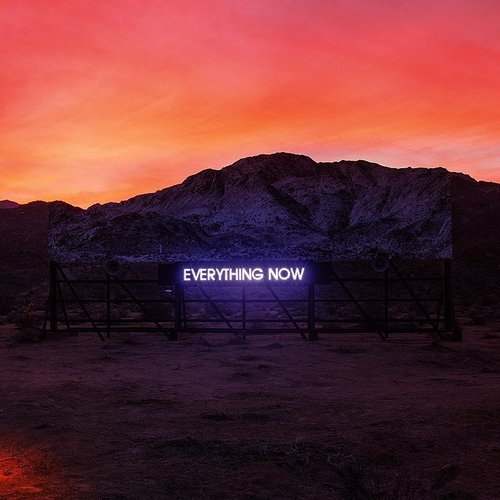 Arcade Fire - Everything Now (German Version) [Import LP]
