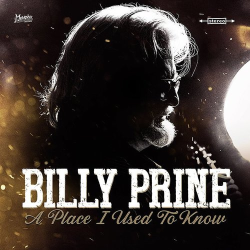Billy Prine - A Place I Used To Know (Ep)