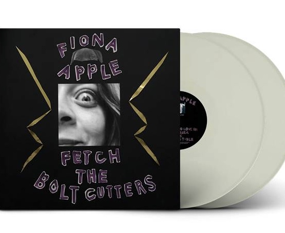 Fiona Apple - Fetch The Bolt Cutters [Indie Exclusive Limited Edition 180G Opaque Pearl 2LP]