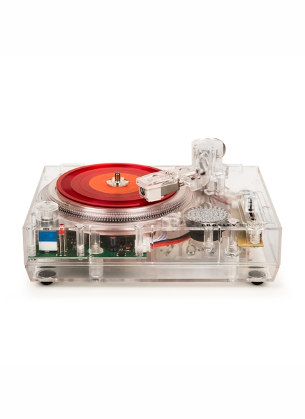 RSD - RSD 2020 Mini Turntable Clear [Post Malone bundle]
