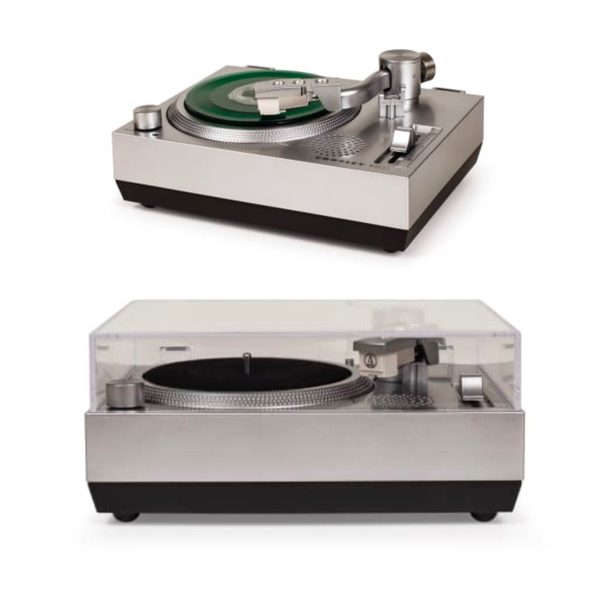 3 Inch - Mini 3 Inch Record Player (Tech 1200 style)