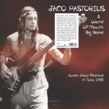 Jaco Pastorius & Word Of Mouth Big Band