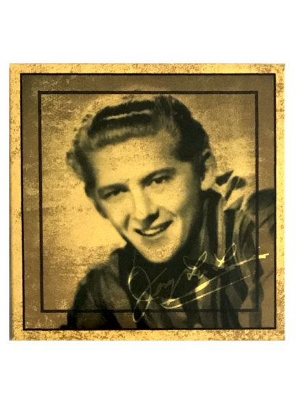 Jerry Lee Lewis - Sun Records - Jerry Lee Lewis 3 Inch Single - Great Balls of Fire