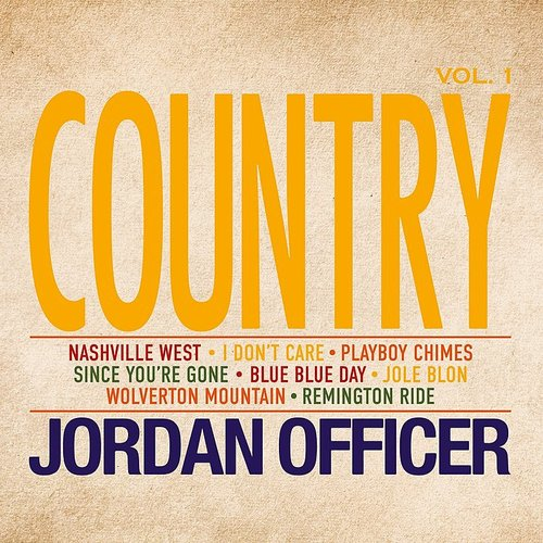 Jordan Officer - Country Vol 1