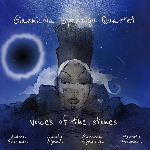 Giannicola Spezzigu - Voices Of The Stones (Feat. Andrea Ferrario, Claudio Vignali & Marcello Molinari)