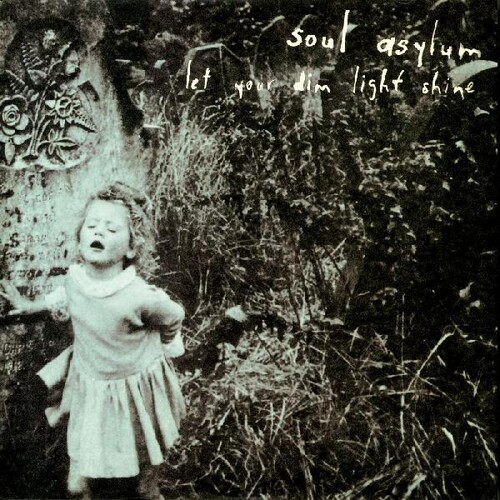 Soul Asylum - Let Your Dim Light Shine [Limited Edition Coke Clear with Blue Swirl LP]
