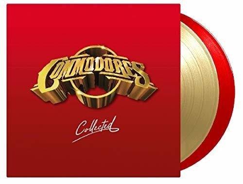Commodores - Collected (Hol)
