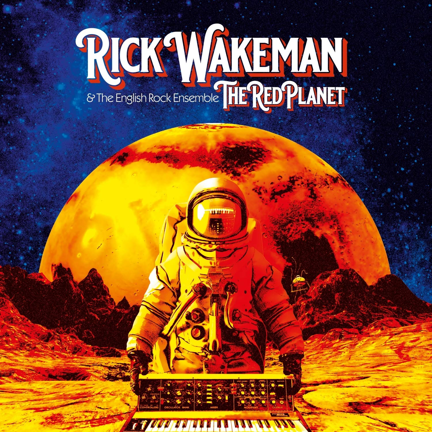 Rick Wakeman - The Red Planet [Import]