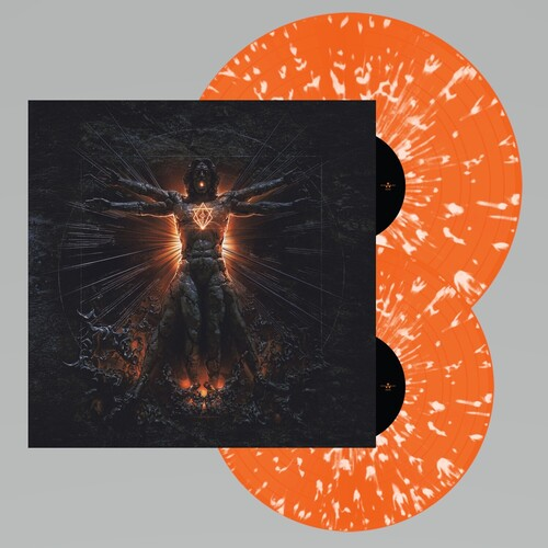 Orange & White Splatter 2LP