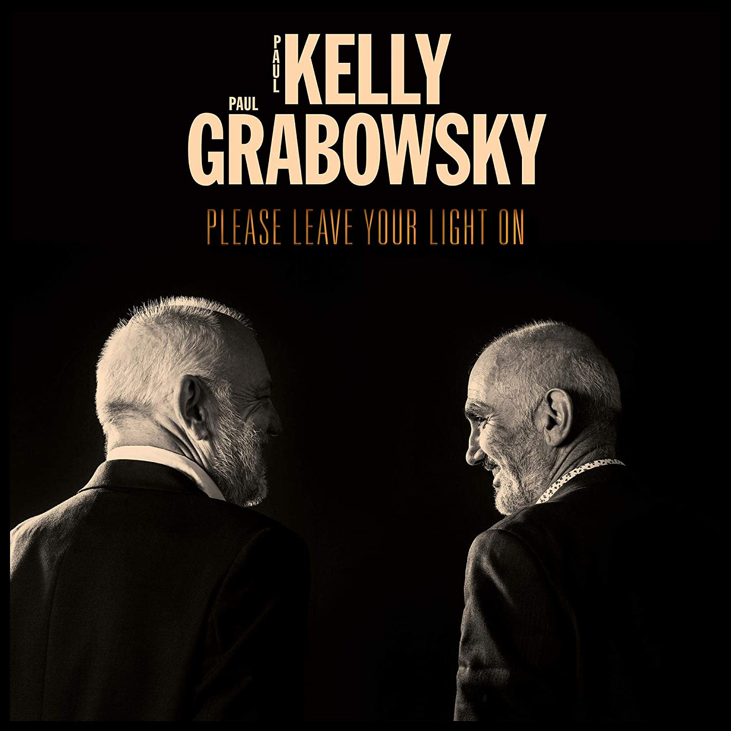 Paul Kelly / Paul Grabowsky - Please Leave Your Light On [LP]