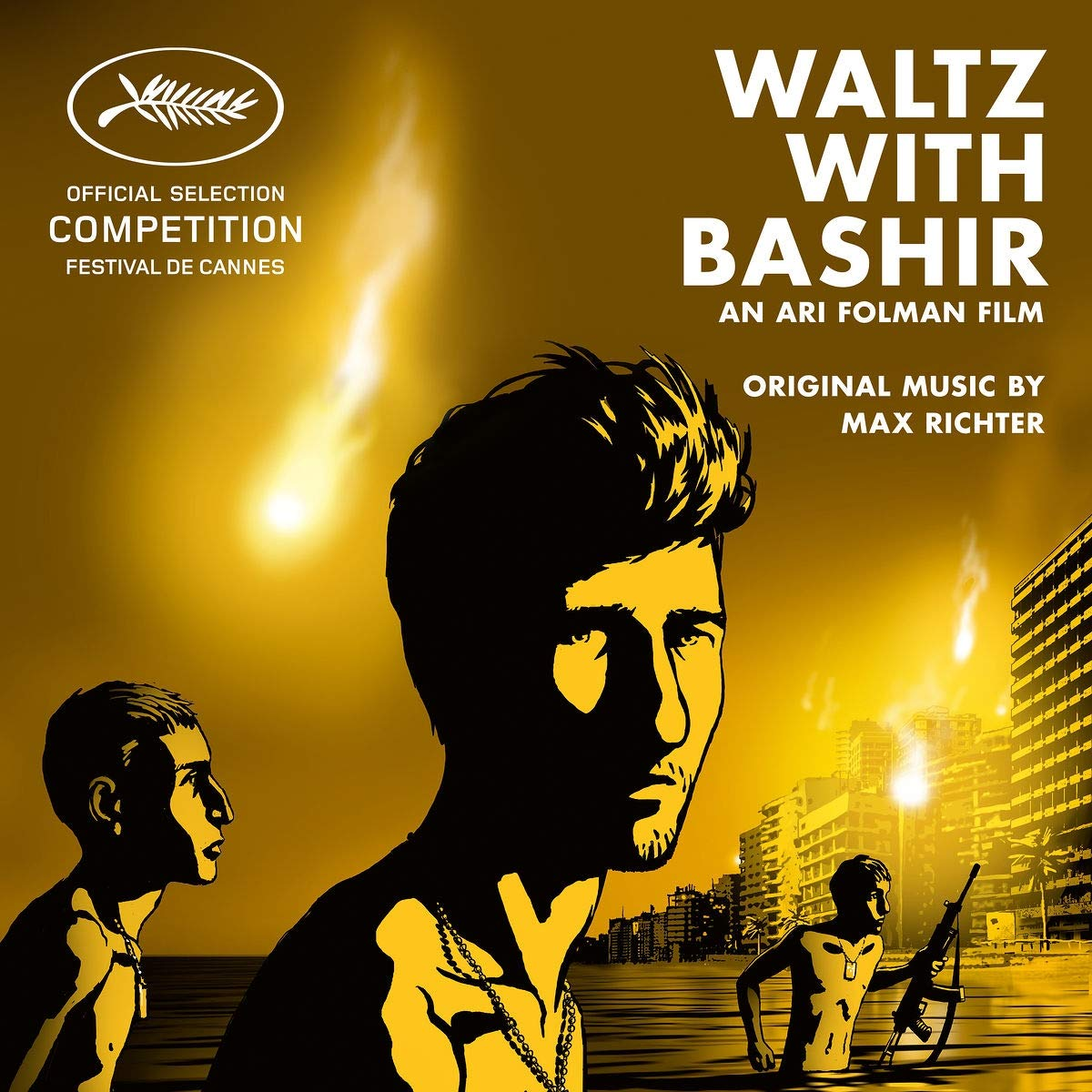 Max Richter - Waltz With Bashir (Original Motion Picture Soundtrack)