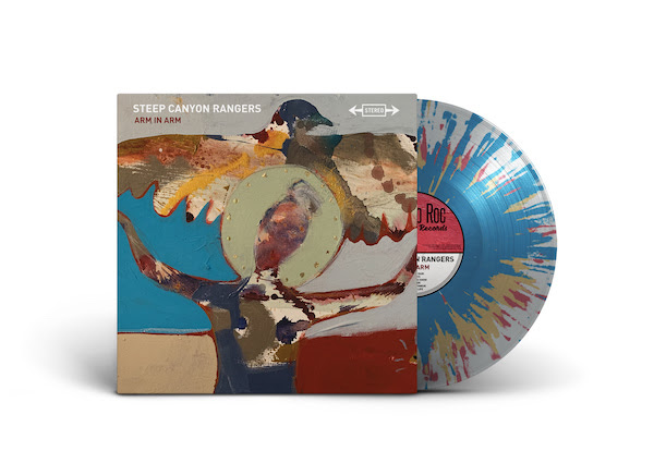 Arm In Arm (First Edition Paint Splatter Vinyl)