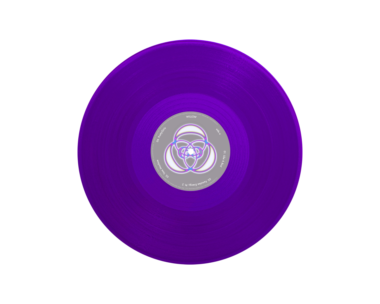 Purple LP
