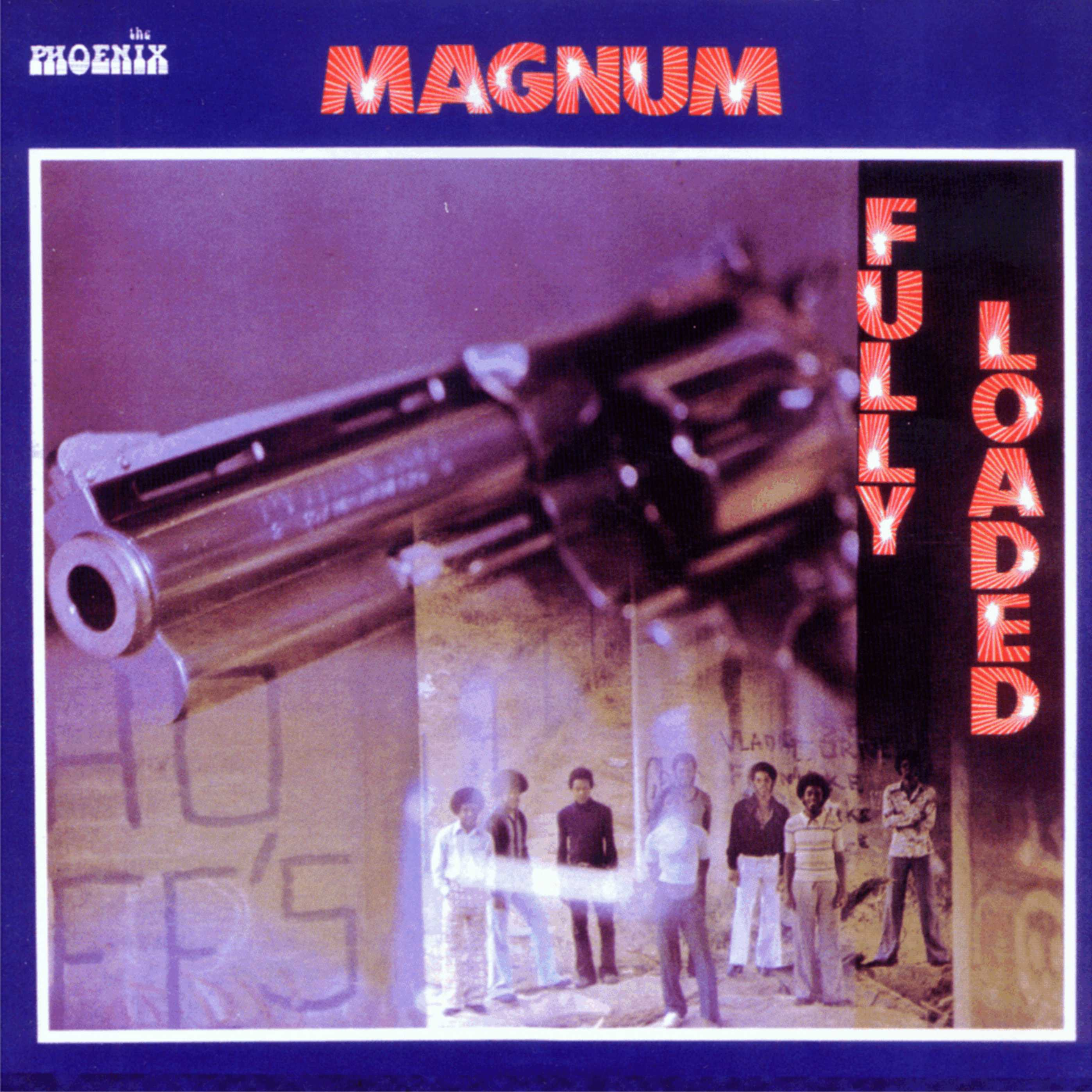 Magnum - Fully Loaded [RSD Drops Aug 2020]