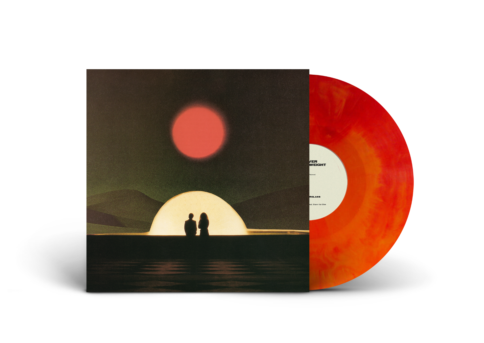 Sunburst Orange LP