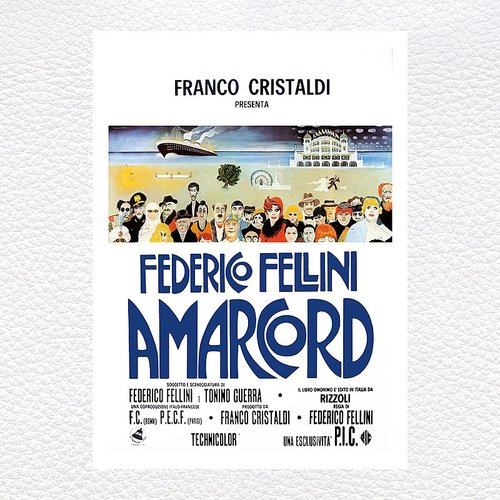 Nino Rota - Amarcord (Soundtrack to 1973 Fellini film)