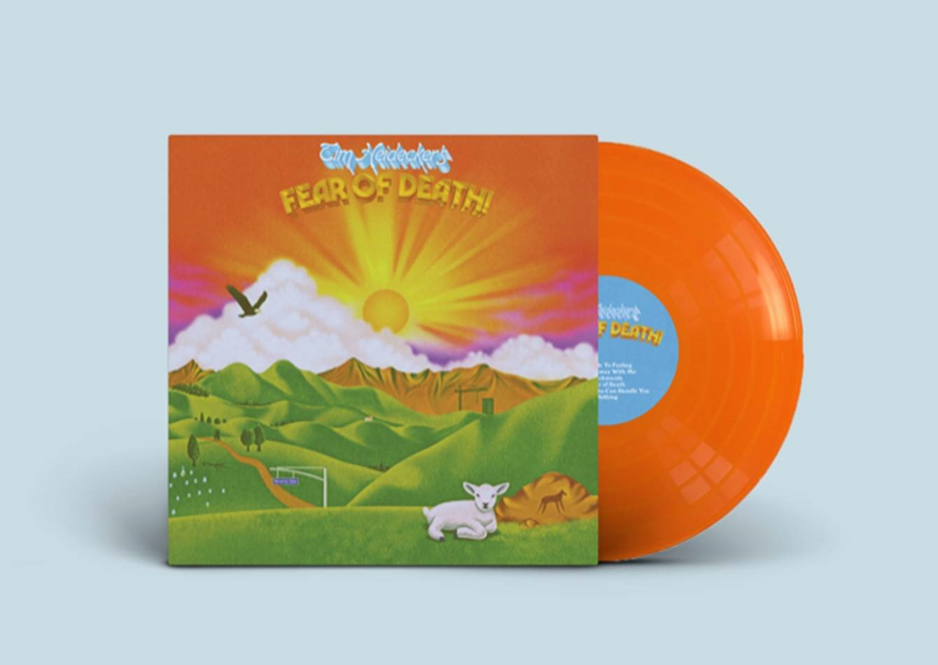 Sunset Orange LP