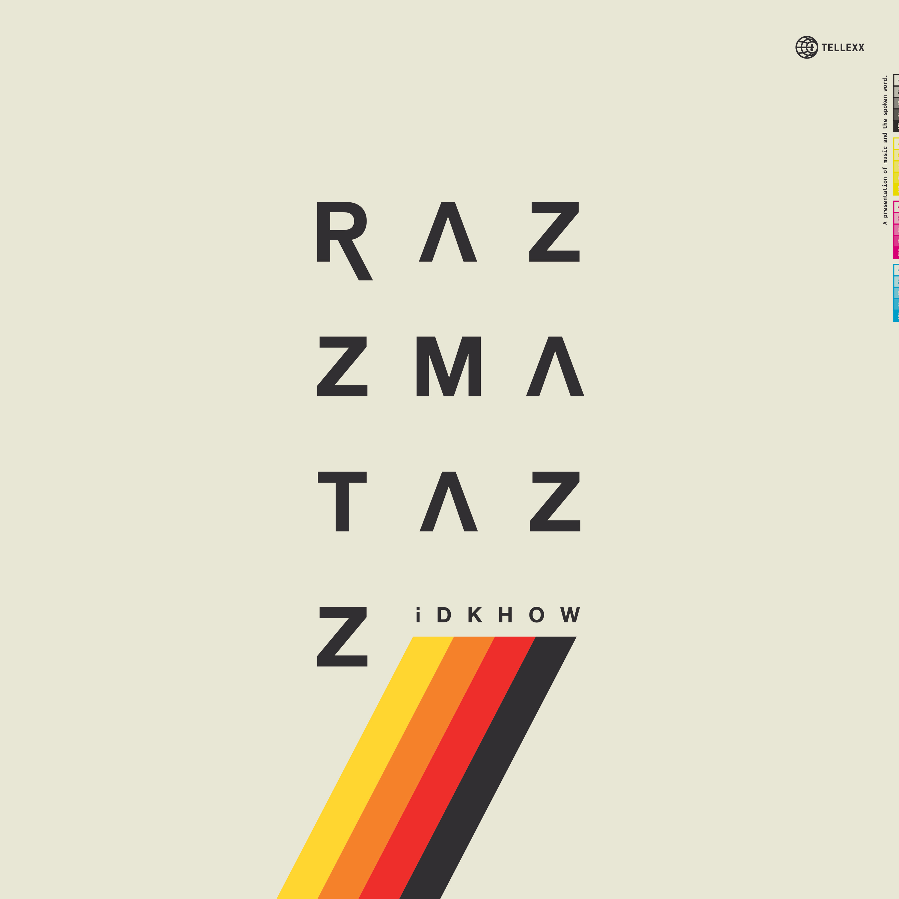 I Don't Know How But They Found Me - Razzmatazz [Import LP]