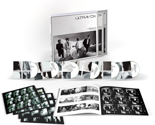 CD/DVD Box Set