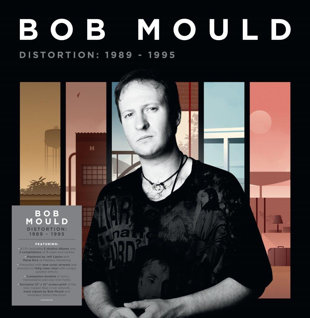 Distortion: 1989-1995 [8LP Box Set]