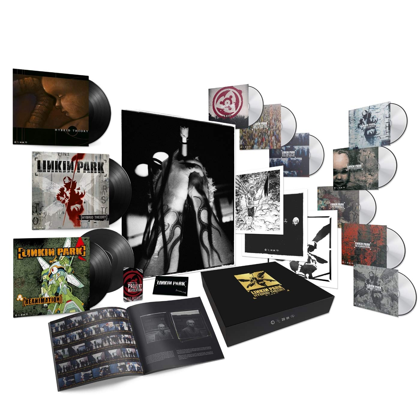 Super Deluxe Box Set