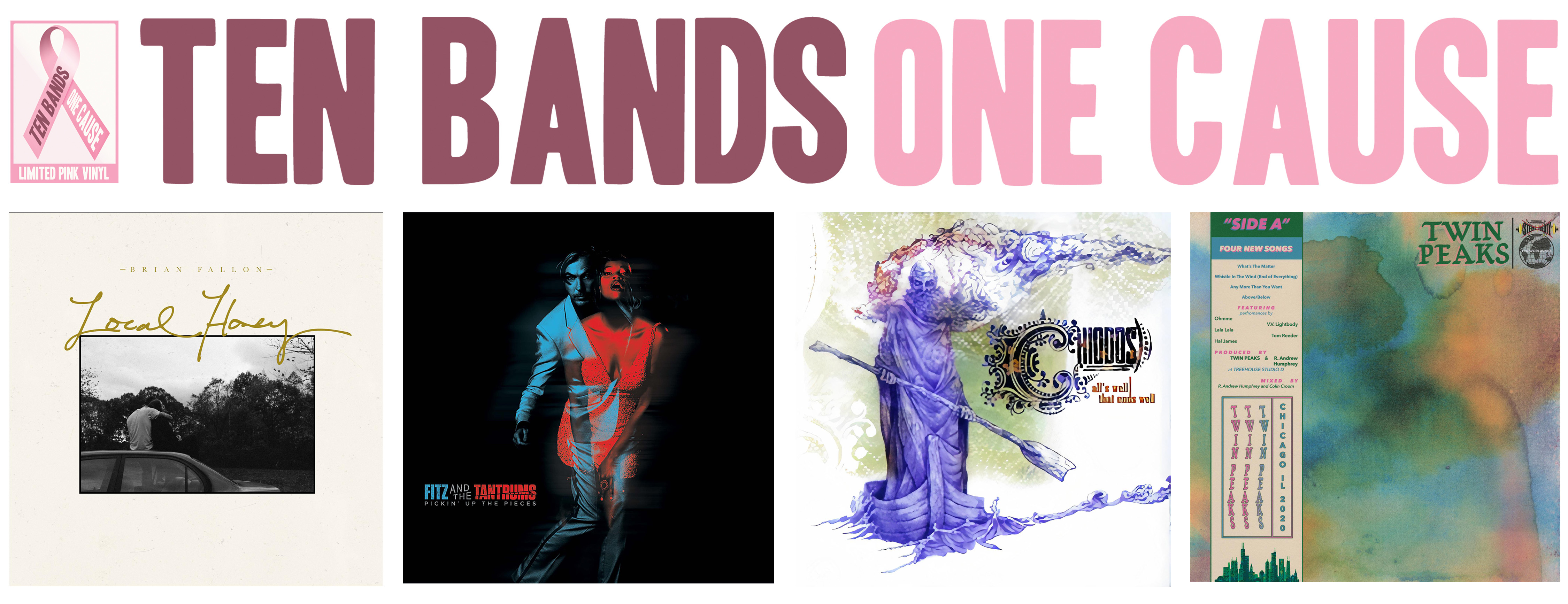 The Bands One Cause 2020
