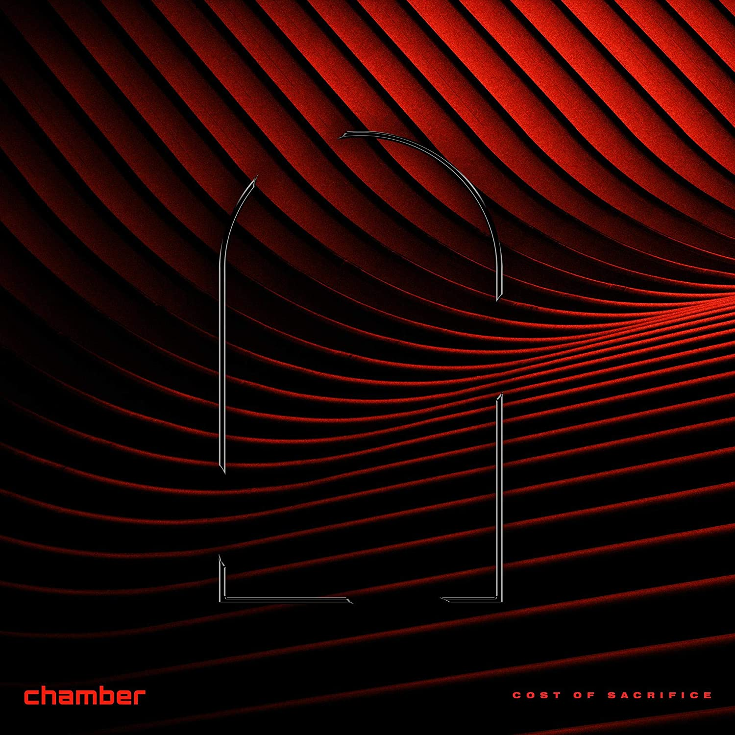 Chamber - Cost Of Sacrifice [Import LP]