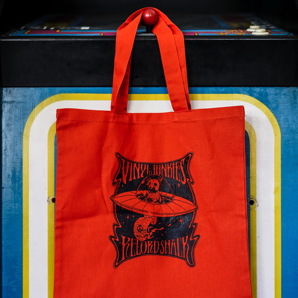 - Tote Bag - Lightweight Orange