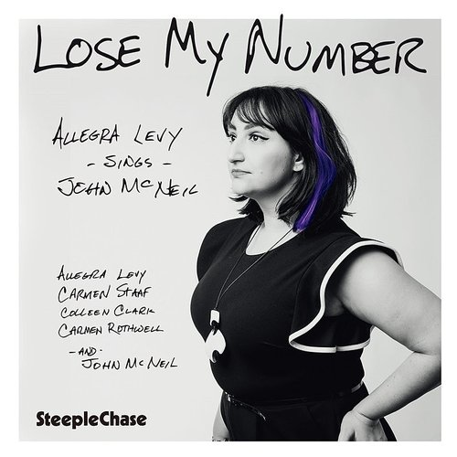 Allegra Levy - Lose My Number (Uk)