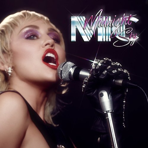Miley Cyrus - Midnight Sky - Single