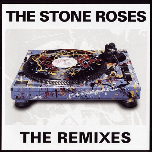 Stone Roses - Remixes [Colored Vinyl] [Clear Vinyl] (Gate) [Limited Edition] [180 Gram] (Red)