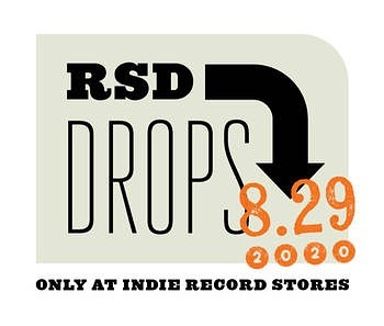 RSD Drop for August 29th