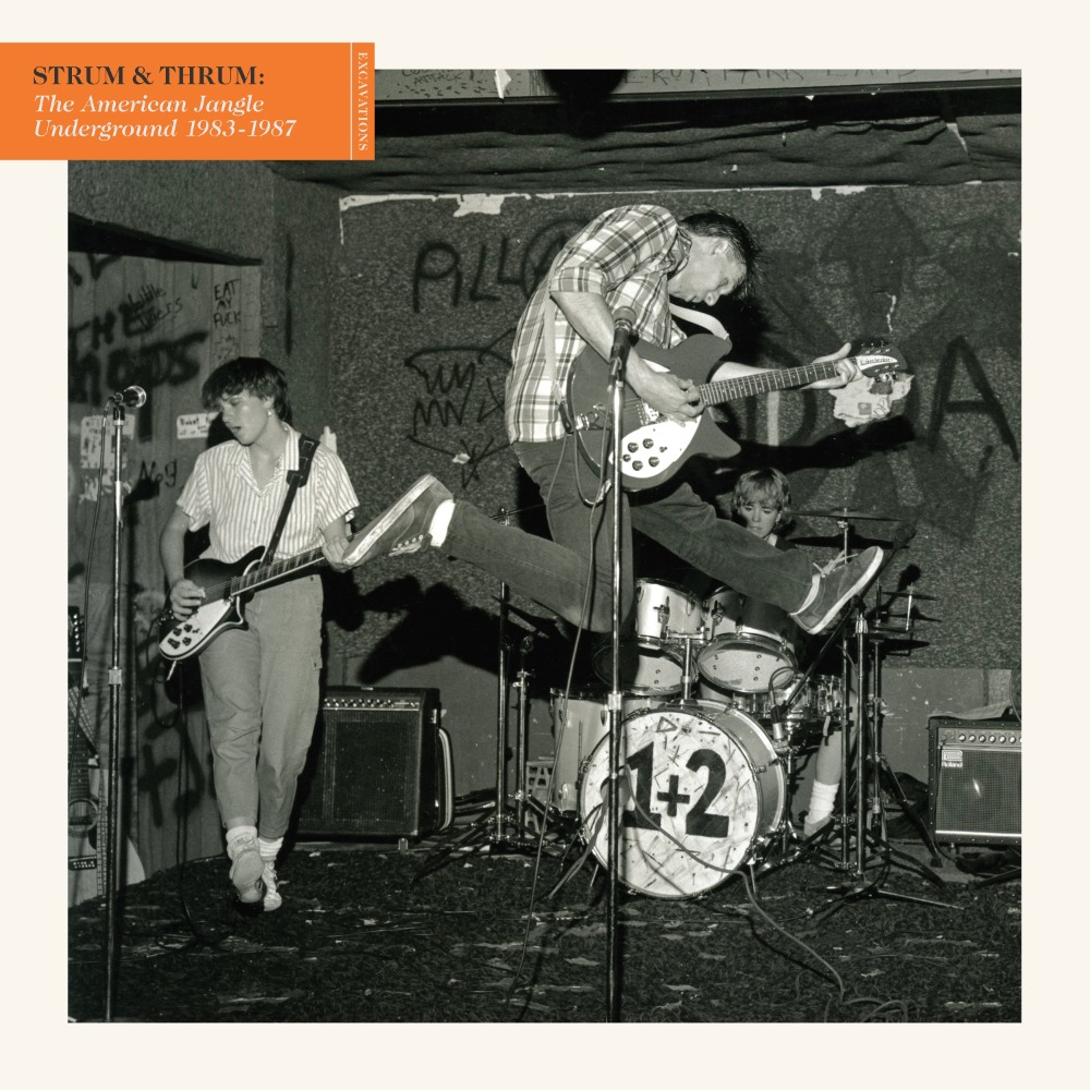 Various Artists - Strum & Thrum: The American Jangle Underground 1983 - 1987 [RSD Drops Oct 2020]