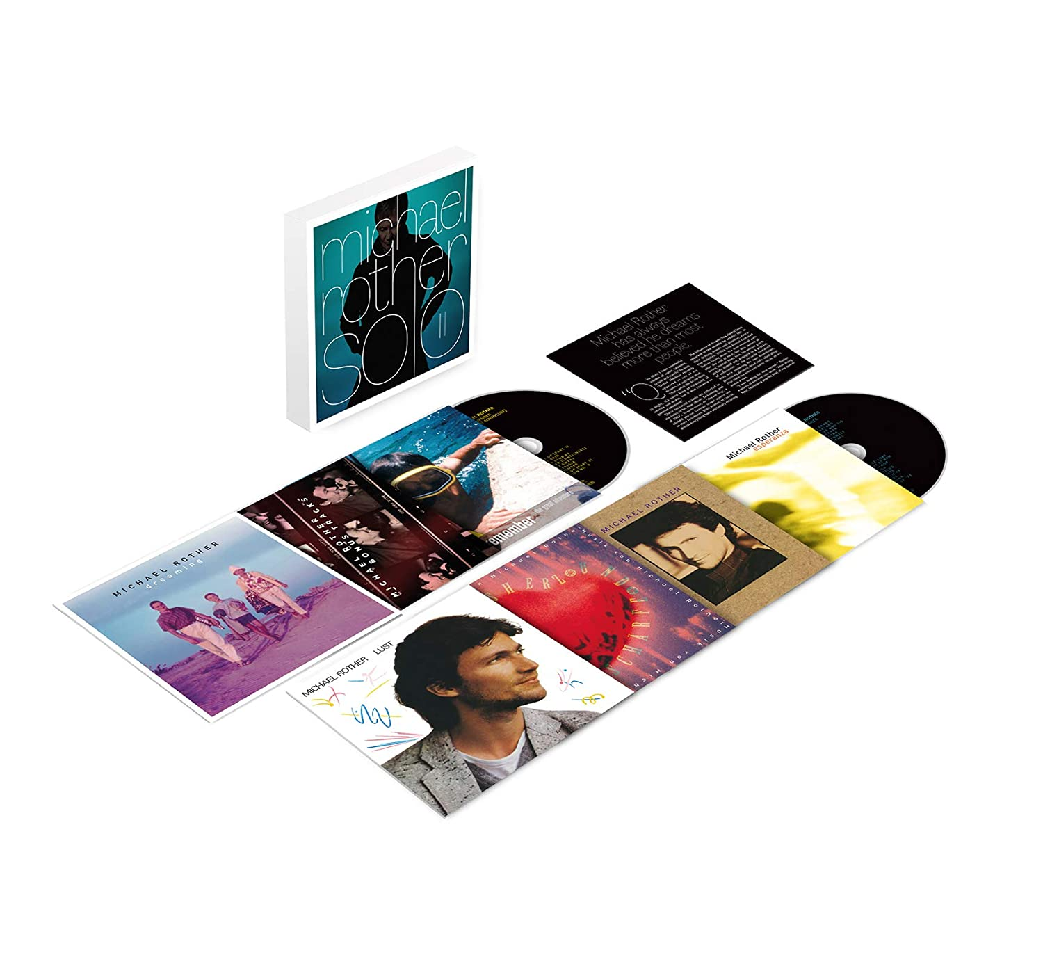 Michael Rother - Solo II [Limited Edition 7CD Box Set]